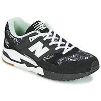 鞋子 女士 球鞋基本款 New Balance新百伦 W530 黑色 / 白色