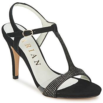 鞋子 女士 涼鞋 Marian ANTE FINO 黑色