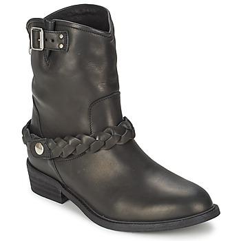 鞋子 女士 短筒靴 Jonak LAMARIO 黑色