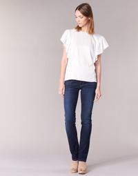 衣服 女士 直筒牛仔裤 Pepe jeans GEN 蓝色 /  h06
