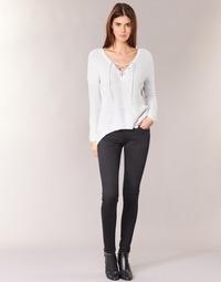 衣服 女士 牛仔铅笔裤 Pepe jeans SOHO S98 / 黑色
