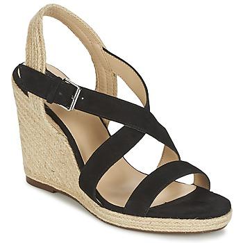 鞋子 女士 凉鞋 Jonak AQUAL 黑色