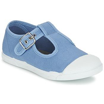 鞋子 儿童 平底鞋 Citrouille et Compagnie RISETTE JANE 牛仔