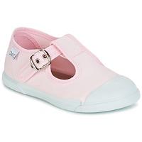 鞋子 女孩 平底鞋 Citrouille et Compagnie RISETTE JANE 玫瑰色