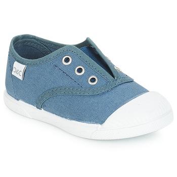 鞋子 儿童 球鞋基本款 Citrouille et Compagnie RIVIALELLE 蓝色 / 牛仔