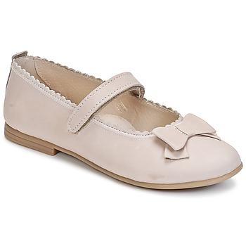 鞋子 女孩 平底鞋 Citrouille et Compagnie PAPILLONE 奶油色