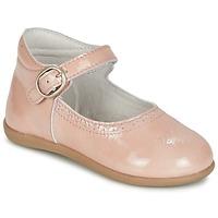 鞋子 女孩 平底鞋 Citrouille et Compagnie BOUJBOUJ 玫瑰色