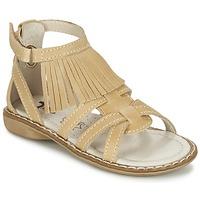鞋子 女孩 凉鞋 Citrouille et Compagnie CONQUITA 米色