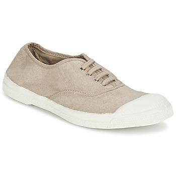 鞋子 女士 球鞋基本款 Bensimon TENNIS LACET 深色 / 米色