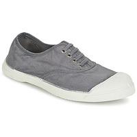 鞋子 女士 球鞋基本款 Bensimon TENNIS LACET 灰色 / Moyen