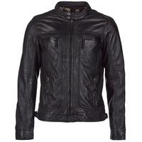 衣服 男士 皮夾克/ 人造皮革夾克 Oakwood CASEY 黑色