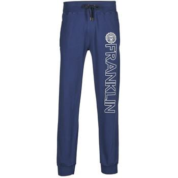 衣服 男士 厚裤子 Franklin & Marshall ALLEN 海蓝色