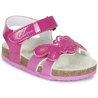 鞋子 女孩 凉鞋 Chicco HAMALIA 玫瑰色
