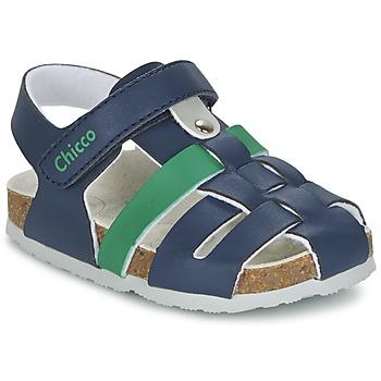 鞋子 男孩 凉鞋 Chicco HAMBRO 海蓝色