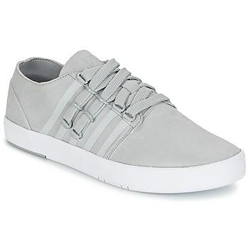 鞋子 男士 球鞋基本款 K-Swiss 盖世威 D R CINCH LO 灰色
