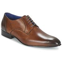 鞋子 男士 德比 Carlington 卡尔顿 EMRONE 棕色