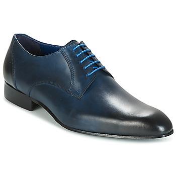 鞋子 男士 德比 Carlington 卡尔顿 EMRONE 海蓝色