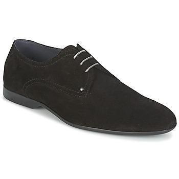 鞋子 男士 德比 Carlington 卡尔顿 EMILAN 黑色