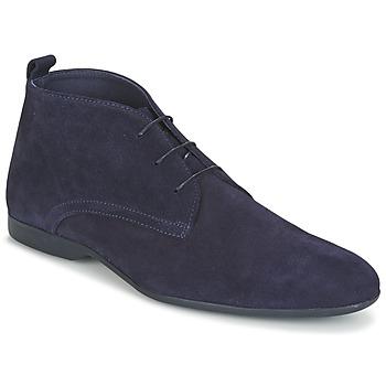 鞋子 男士 短筒靴 Carlington 卡尔顿 EONARD 蓝色