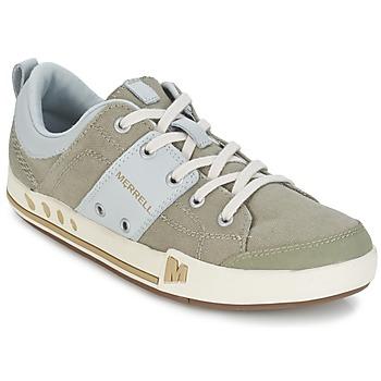 鞋子 女士 球鞋基本款 Merrell 迈乐 RANT 灰色