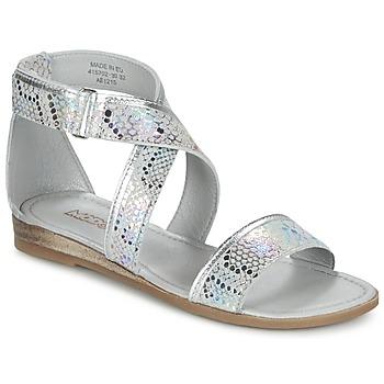 鞋子 女孩 凉鞋 Mod'8 JOYCE 银色