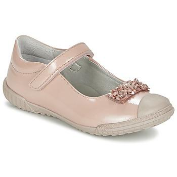 鞋子 女孩 平底鞋 Mod'8 KOM 玫瑰色 / Poudré