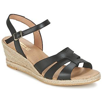 鞋子 女士 涼鞋 So Size ELIZA 黑色