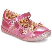 鞋子 女孩 平底鞋 Catimini COLIBRI 紫红色