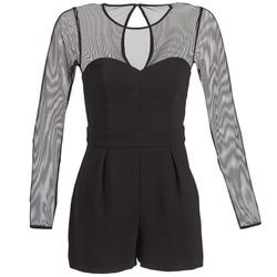 衣服 女士 连体衣/连体裤 BCBGMAXAZRIA CHARLOTTE 黑色