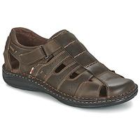 鞋子 男士 凉鞋 Casual Attitude ZIRONDEL 棕色