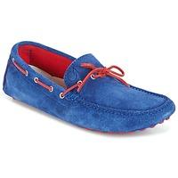 鞋子 男士 皮便鞋 Casual Attitude MACOUA 海蓝色