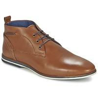 鞋子 男士 短筒靴 Casual Attitude MANXIO 棕色