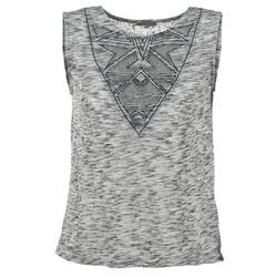 衣服 女士 无领短袖套衫/无袖T恤 Best Mountain GALSTON 灰色