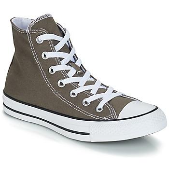 鞋子 高幫鞋 Converse 匡威 CHUCK TAYLOR ALL STAR SEAS HI -煤灰色