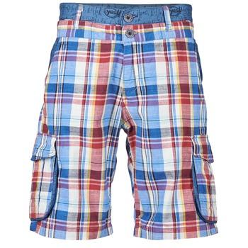 衣服 男士 短裤&百慕大短裤 Desigual IZITADE 多彩