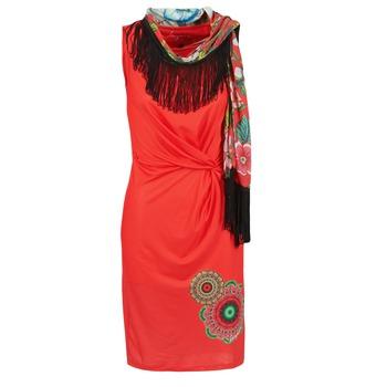 衣服 女士 短裙 Desigual USIME 红色