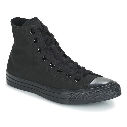 鞋子 高帮鞋 Converse 匡威 CHUCK TAYLOR ALL STAR MONO HI 黑色