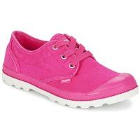 鞋子 女士 球鞋基本款 Palladium 帕拉丁 US OXFORD 玫瑰色