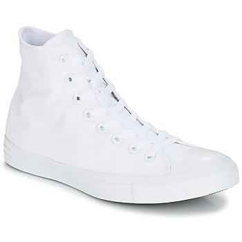 鞋子 高帮鞋 Converse 匡威 CHUCK TAYLOR ALL STAR MONO HI 白色
