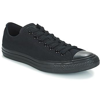 鞋子 球鞋基本款 Converse 匡威 CHUCK TAYLOR ALL STAR MONO OX 黑色