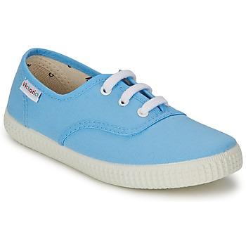 鞋子 球鞋基本款 Victoria 维多利亚 INGLESA LONA 蓝色