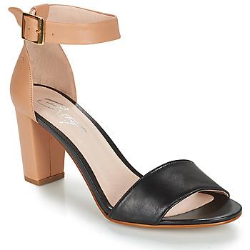 鞋子 女士 凉鞋 Betty London CRETA 裸色 / 黑色