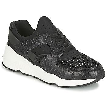 鞋子 女士 球鞋基本款 Ash 艾熙 MOOD 黑色