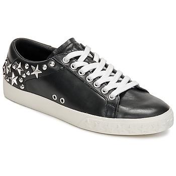 鞋子 女士 球鞋基本款 Ash 艾熙 DAZED 黑色