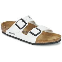 鞋子 儿童 休闲凉拖/沙滩鞋 Birkenstock 勃肯 ARIZONA 白色