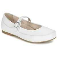鞋子 女士 平底鞋 Birkenstock 勃肯 LISMORE 白色