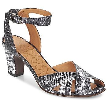 鞋子 女士 凉鞋 Chie Mihara HART 黑色 / 白色