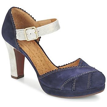 鞋子 女士 高跟鞋 Chie Mihara YUPA 蓝色