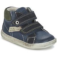 鞋子 男孩 短筒靴 Primigi CHRIS 蓝色
