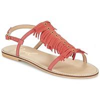 鞋子 女士 凉鞋 Ravel LEXINGTON 珊瑚色